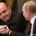 Putin kinnitas uue valitsuse koosseisu: osa ministreid jätkab ametis