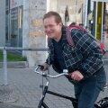 Ivari Padar jalgrattaga