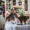 Uue kodu leidis habemeajajaks õppiv Kristjan Nikkarev paari kuuga. Keldrimäel on ta elanud juba üle 15 aasta.