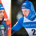 Andreas Veerpalu ja Karel Tammjärv