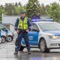 Liikluspolitsei vaneminspektor Sander Kullamaa paneb liiklejatele südamele, et eesistumise ajal tuleb kindlasti järgida politseinike juhiseid, mitte jääda oma õigust taga ajades seletama.