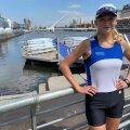 Гребчиха Грета Яансон пробилась на юношеских Олимпийских играх в четвертьфиналы