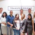 UHKE AVAMINE: TransferFriendi kontori avamine 2017. aastal Malaisias.