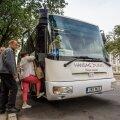 Hansa Bussiliinid AS pakub teenust Eestimaa eri piirkondades.