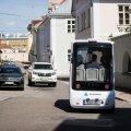 Eestis loodud, maailma esimene autonoomne vesinikusõiduk