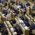 Vene riigiduuma tegi ettepaneku Lätile sanktsioonide kehtestamiseks