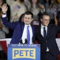 USA demokraatide aia taha läinud Iowa eelvalmistel juhivad Buttigieg ja Sanders