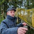 Aarne Ots on ligemale 50 aastat ka lindude rõngastamisega tegelnud.
