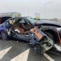 Õnnetus Tallinna-Tartu maanteel