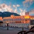 Monaco kuningapalee.