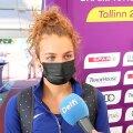 DELFI VIDEO | EM-il eestlastest parima koha saavutanud Lishanna Ilves: natuke on ikka pettumust