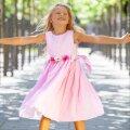 ВИДЕО | Шестилетняя дочка Дианы Хапровой пошла по стопам мамы и приняла участие в летней фотосессии