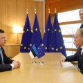 Ратас: кандидаты на руководящие посты в ЕС должны хорошо понимать проблемы, стоящие перед Европой