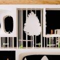 Arhitektide Liidu aastanäitusel lennukad visioonid lasteaiakeskkonnast