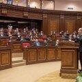 Armeenias toimuvad detsembris ennetähtaegsed parlamendivalimised