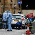 Londonis autoga inimeste rammimises kahtlustatakse Sudaani päritolu Briti kodanikku Salih Khateri