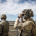 ФОТО | Стратегические бомбардировщики США провели учения в воздушном пространстве Эстонии