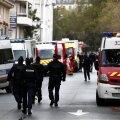 VIDEO | Pariisis Charlie Hebdo endise toimetuse juures pussitati mitut inimest