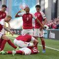 Врач футбольной сборной Дании сообщил подробности инцидента с Эриксеном