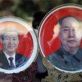 Xi Jinping ja Mao Zedong