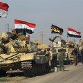 Kirkuki provintsist teatatakse kokkupõrgetest Iraagi armee ja kurdide vahel