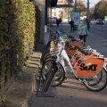 Sixt jalgrattarent