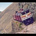 VIDEO, mis ajab ihukarvad püsti | 12 kõige ekstreemsemat ja ohtlikumat raudteed maailmas