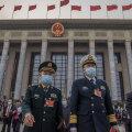Hiina eksperdid ärgitavad Pekingit tuumaarsenali kasvatama