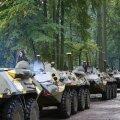 Venemaa ja Valgevene alustasid õppuste Zapad 2013 teist etappi