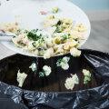 Ema ahastus külaskäigul: serveeritud toit, mida toidukorra jooksul ära ei söödud, visati prügikasti. Kas nii käibki?