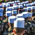Tapal NATO lahingugrupi koosseisus teeninud Belgia maaväe kompanii andis oma volitused üle Prantsuse armee üksusele