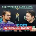 VIDEO: Intervjuu Gwent: The Witcher Card Game mängutegijatega