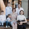 Perekond Kaljuri kodu Järvamaal pakub lastele võimalusi seada eesmärke