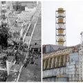 Печально известный 4 энергоблок ЧАЭС: тогда и сейчас
