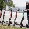 Elektrilisi tõukerattaid renditakse Tallinnas tänavu suvest.