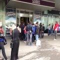 VIDEO ja FOTOD: Veest tilkuv Solarise keskus avati pärast põlengut jälle külastajatele