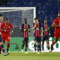 Adieu, Müncheni Bayern! Pariisis läks küll ärevaks, aga mullune hõbedameeskond lükkas valitseva meistri veerandfinaalis auti