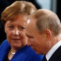 Меркель призвала Путина отвести войска от границы с Украиной