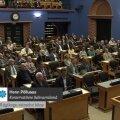 ВИДЕО | Депутаты-реформисты покинули зал заседаний во время выступления председателя Рийгикогу