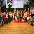 Naistepäeva tähistamist korraldavad meestöötajad naiskolleegidele üllatusena. Tänavu andis kontoris privaatkontserdi Uku Suviste.