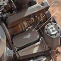 Pilt Curiosity sõelast, millega pinnaseproovi analüüsitakse