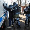 VIDEO ja FOTOD | Moskvas suleti Navalnõi kohtuistungi tõttu mitmed tänavad, vahistati üle 200 inimese