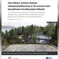 Yle: Turu saarestiku rahapesuskeem Soome julgeolekule arvatavasti ohtu ei kujuta