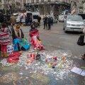 Brüsseli tänavad päev pärast terrorirünnakuid