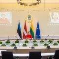 Премьер-министры стран Балтии приняли совместное заявление об ускорении вакцинации