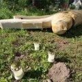 Antsla puuskulptuuri õnnetus