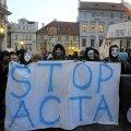 Tšehhi ja Slovakkia külmutasid kaubandusleppe ACTA ratifitseerimise