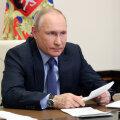 Putin: Venemaa puutub üha rohkem kokku katsetega ajalugu laimata