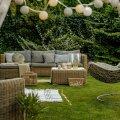 ФОТО | Островки покоя и уединения: стильные садовые зоны отдыха, которые так и манят помечтать