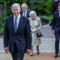 USA president Joe Biden eile G7 kohtumisel Inglismaal.